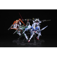 BANDAI GUN68535 HG 1/144 GUNDAM 00 2ND SEASON CLEAR SET