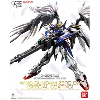 BANDAI GUN80621 HIRM HI-RESOLUTION MODEL 1/100 WING ZERO EW PLATED COATING