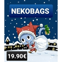 NEKOBAG NOEL 2019 CANDY CHRISTMAS