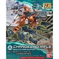BANDAI GUN81113 GUNPLA HG 1/144 CHANGELING RIFLE