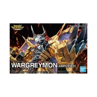 BANDAI DIG68081 FIGURE RISE DIGIMON WARGREYMON AMPLIFIED