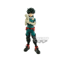 BANPRESTO 5592 - MY HERO ACADEMIA - AGE OF HEROES DEKU