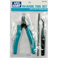 MR HOBBY MR BASIC TOOL SET GUNDAM