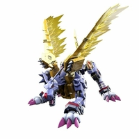 BANDAI DIG71130 FIGURE RISE DIGIMON METAL GARURUMON AMPLIFIED