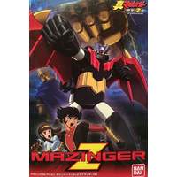 BANDAI MAZINGER Z BIG BANG PUNCH