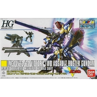 BANDAI GUNPLA HGUC 1/144 ASSAULT BUSTER GUNDAM CLEAR/COATING EXCLUE
