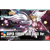 BANDAI GUNPLA HG 1/144 SUPER FUMINA AXIS ANGEL VER.