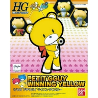 BANDAI BEARGGUY HGPG 1/144 PETIT GGUY WINNING YELLOW