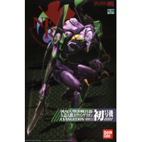 BANDAI EVANGELION HG 1/144 EVA-01 NEW MOVIE VERSION