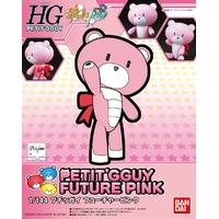 BANDAI BEARGGUY HGPG 1/144 PETIT GGUY FUTURE PINK