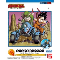 BANDAI DBZ MECHA #6 OOLONG ROAD BUGGY