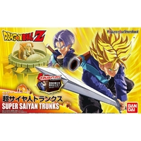 BANDAI DBZ FIGURE-RISE TRUNKS SUPER SAIYAN