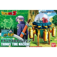 BANDAI DBZ FIGURE-RISE MECHANICS TRUNKS TIME MACHINE