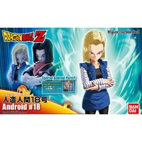 BANDAI DBZ FIGURE-RISE ANDROID C18