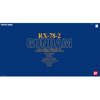 BANDAI GUNPLA PG 1/60 RX-78-2 GUNDAM