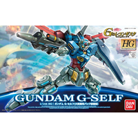 BANDAI GUN33574 GUNPLA HG 1/144 GUNDAM G-SELF ATMOSPHERIC PACK