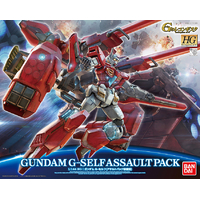 PRECO MAI 2018 - BANDAI GUN37727 GUNPLA HG 1/144 GUNDAM G-SELF W ASSAULT PACK