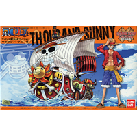 BANDAI ONE PIECE MAQUETTE THOUSAND SUNNY