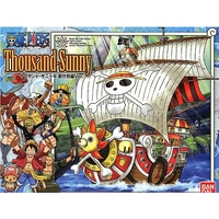 BANDAI ONE PIECE MAQUETTE THOUSAND SUNNY NEW 30CM
