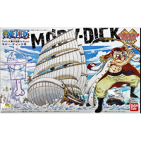 BANDAI ONE PIECE MAQUETTE MOBY DICK
