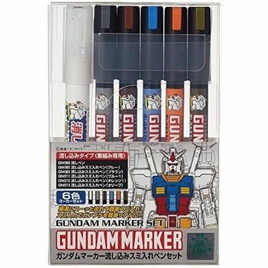 gunze-ams122-gundam-marker-pouring-inking-pen-set