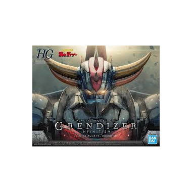 Grendizer Goldorak Cover Box HG Bandai