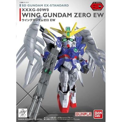 BANDAI GUNPLA SD GUNDAM EX STD 004 WING ZERO