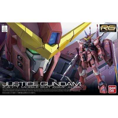 BANDAI GUNPLA RG 1/144 JUSTICE GUNDAM