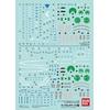 1 Pack DECAL No.106 RG 1/144 GUNDAM EXIA