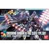 BANDAI GUN80674 GUNPLA HGBF 1/144 CROSSBONE GUNDAM X1 FULL CLOTH