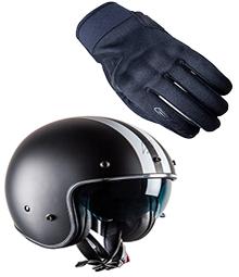casques et gants de protection