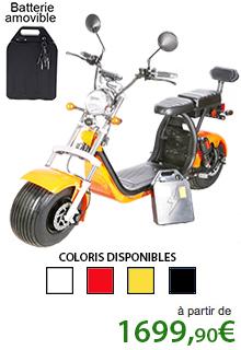 Citycoco Harley électrique