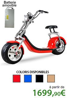 Azur Scooter type Chopper