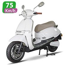 E-Azur 125 Blanc