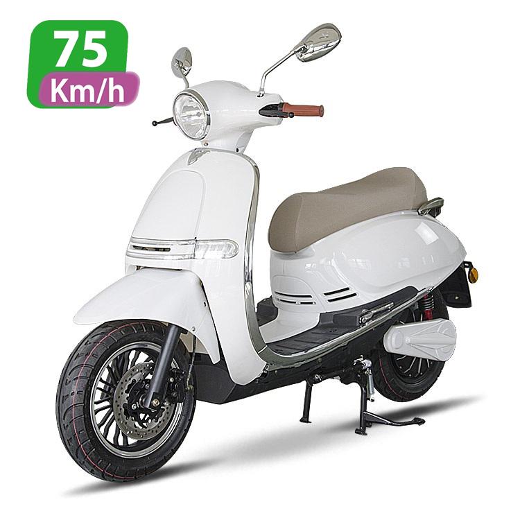 e azur neo 75 le scooter lectrique 125cc vitesse 75km. Black Bedroom Furniture Sets. Home Design Ideas