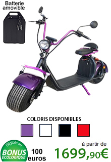 Azur Scooter homologué France