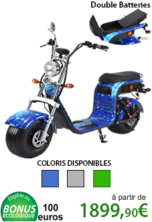 Azur Scooter HR8
