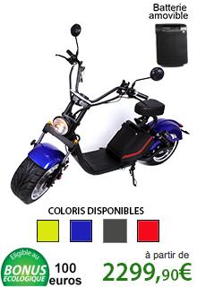 Azur Scooter électrique 3000W