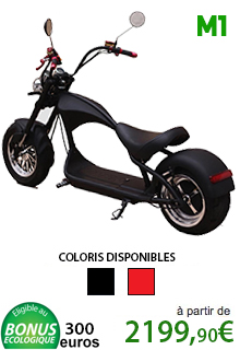 Azur Scooter M1