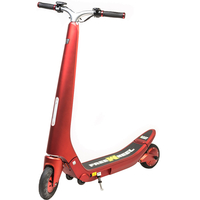 E-Trottinette électrique Rider Trends de FreeWheel Rouge