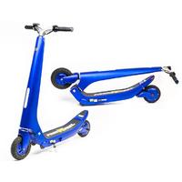 Trottinette 100% électrique Rider Trends Bleue