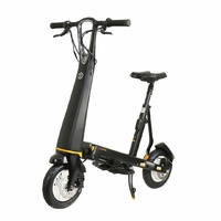 Halo City de OneMile : E-Scooter Trottinette, autonomie de 35kms