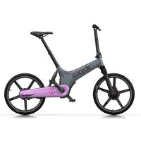GoCycle GS Gris-Rose - vélo à assistance électrique Haut De Gamme