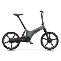 GoCycle GS Gris-Noir - vélo à assistance électrique Haut De Gamme