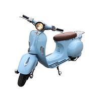 Scooter électrique 2Twenty Roma 57 bleu - Bonus écologique de 200€