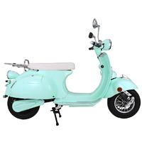 Scooter électrique Vert pâle