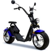 Citycoco électrique Bleu modèle Caigiees 2.0