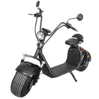 Azur Scooter avec batterie amovible : Scooter électrique 1500 Watts