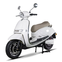 E-Azur Neo50, le scooter électrique 3000 Watts avec jusqu'à 100km d'autonomie