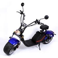 Azur Scooter HL3 Bleu : scooter électrique 50cc, nouveau design